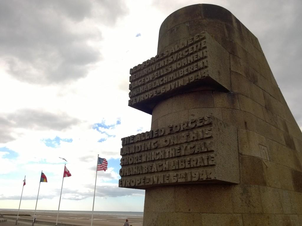 Omaha Monument